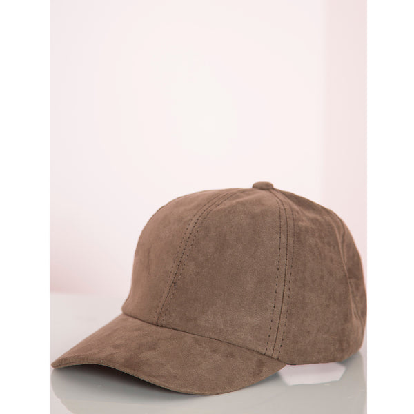 Suede Baseball Cap (More Colors)