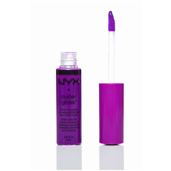 NYX Butter Gloss - Raspberry Tart