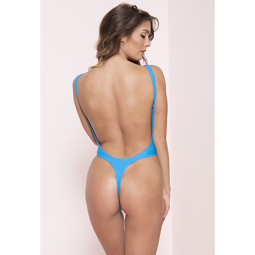 Bay Watch Thong Monokini
