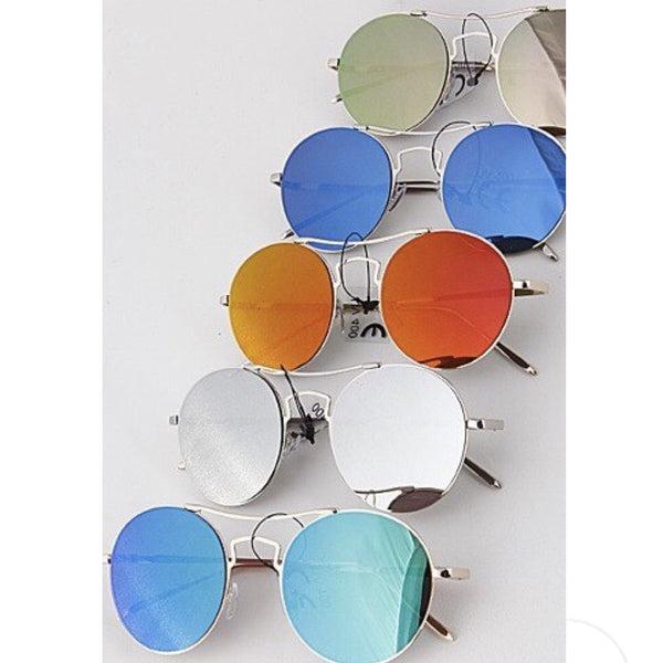 Circular Motion Sunnies (More Colors)