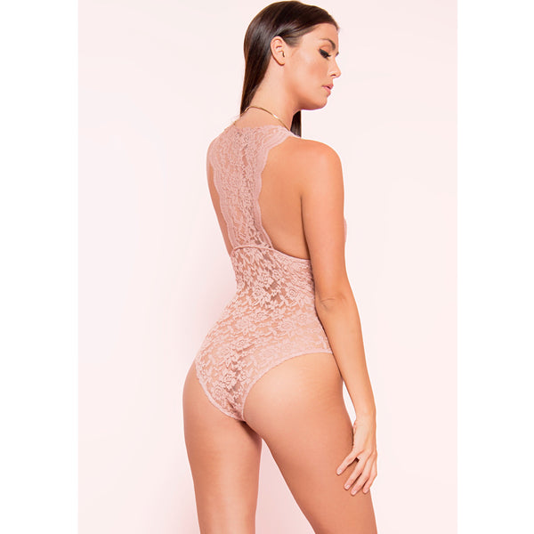 Flora Lace Bodysuit (+Colors)