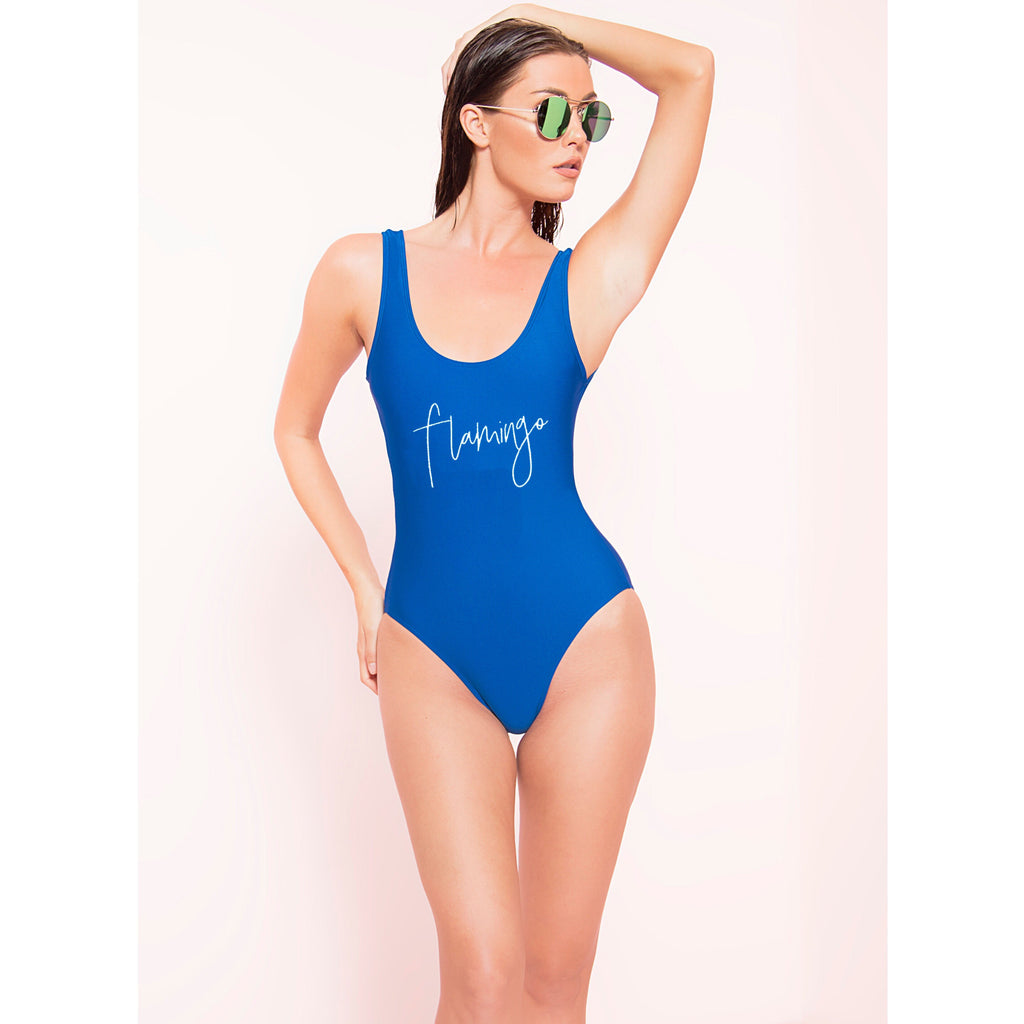 Flamingo Monokini (More Colors)