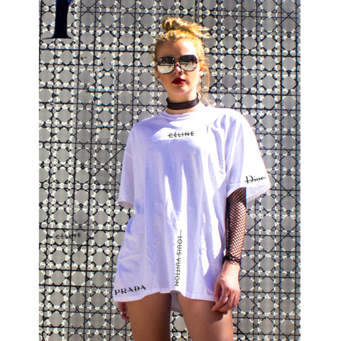 Labels X Love Me Oversized Tee