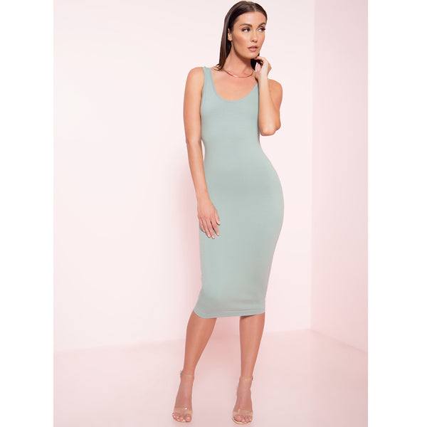 Spring Tank Midi Dress (More Colors)