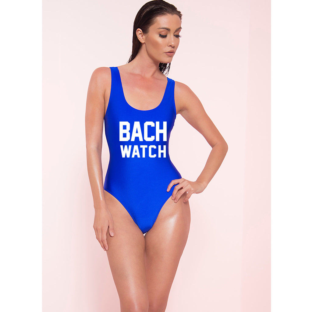Bach Watch Monokini (More Colors)