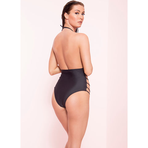 Strappy Cut-Out Monokini (More Colors)