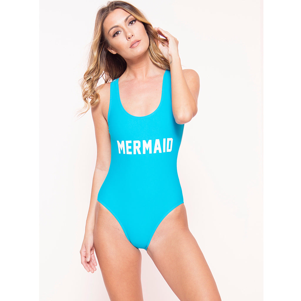 Mermaid Monokini (More Colors)