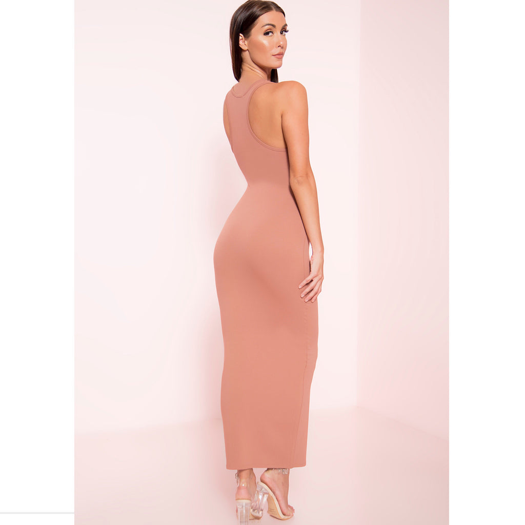 Long Line Maxi Dress (More Colors)