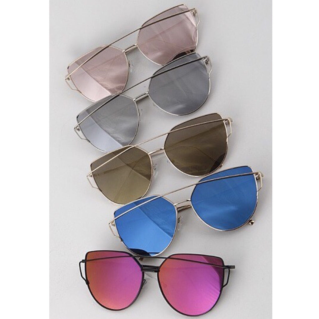 Above The Bar Sunnies (More Colors)