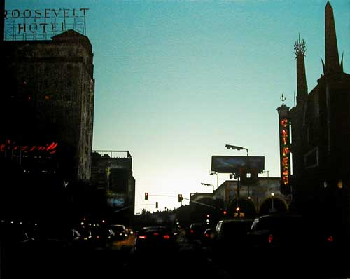 Hollywood Blvd #13
