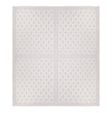 Blanket Diamond Lace in Cotton - White - Knits - Sans Tabù