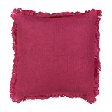 Cushion Fur Stitch in Mohair - Bouganville Pink - Knits - Sans Tabù