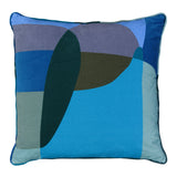 Cushion Love Large in Cotton Velvet - Midnight Blue - Eros Ludique - Sans Tabù