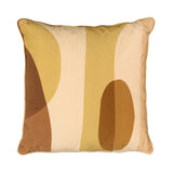 Cushion Love Large in Cotton Velvet - Twilight Beige - Eros Ludique - Sans Tabù
