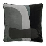 Cushion Love Large in Cotton Velvet - Black - Eros Ludique - Sans Tabù