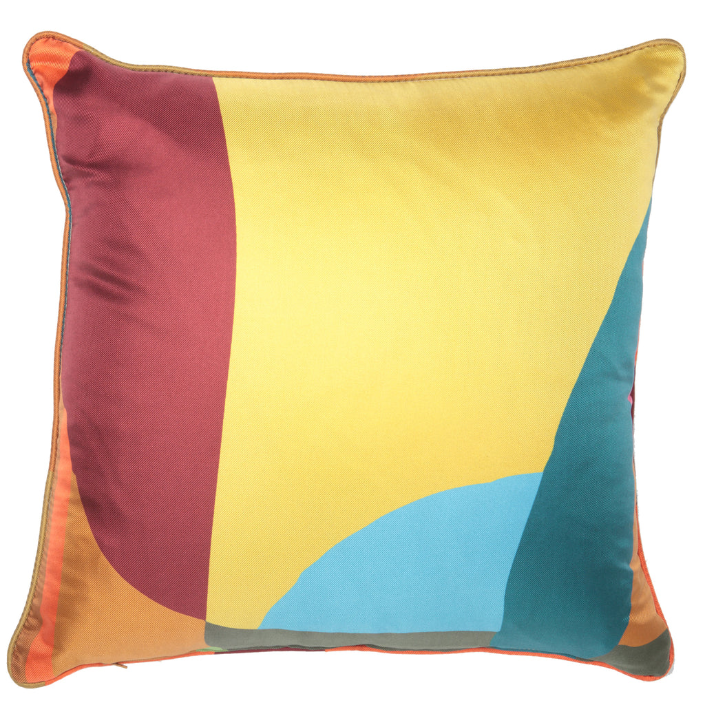 Cushion Love in Silk - Sunlight Red - Eros Ludique - Sans Tabù