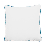 Cushion Pop of Arms in cotton velvet - White - Renaissance Pop - Sans Tabù