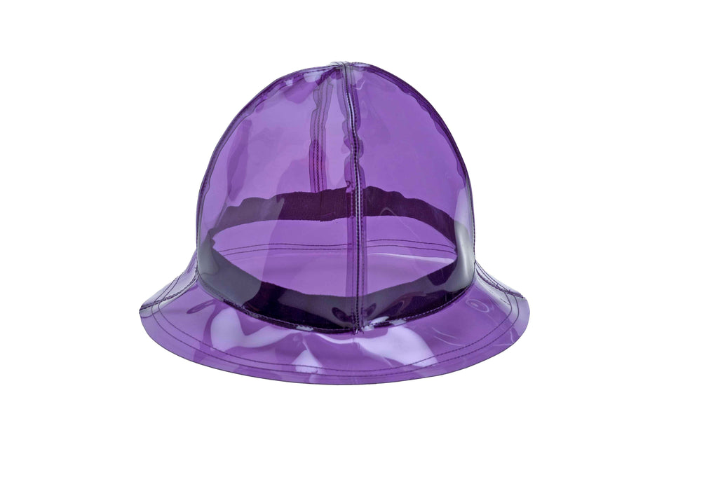 MATILDA PVC - Purple - Kreisicouture