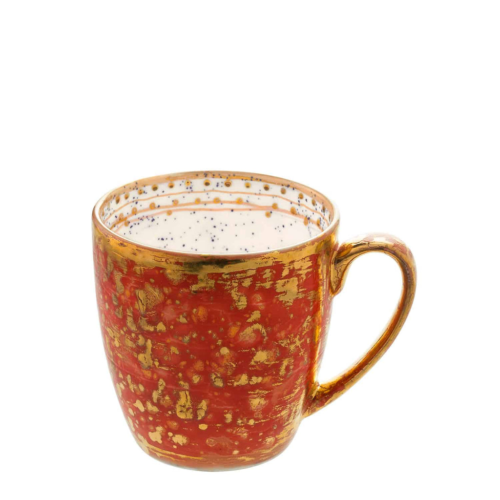 Large Mug 40cl Scipione Porcelane - Villa Borghese serie - Coralla Maiuri - Shop Now at Sans Tabù