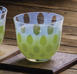 Tea Cup Dot - Hirota Glass - Shop Now at Sans Tabù