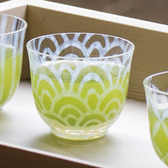 Tea Cup Wave - Hirota Glass - Shop Now at Sans Tabù