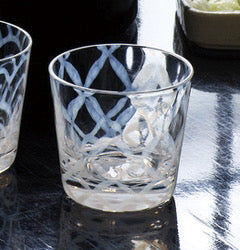 Tumbler Lattice Small - Hirota Glass - Shop Now at Sans Tabù