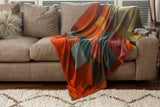 Blanket Love in Merino Wool - Sunlight Red - Eros Ludique - Sans Tabù