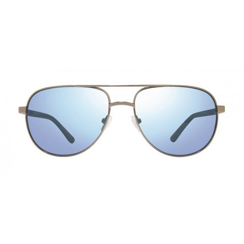 Revo Conrad Guntmeal Frame with Blue Water Lens