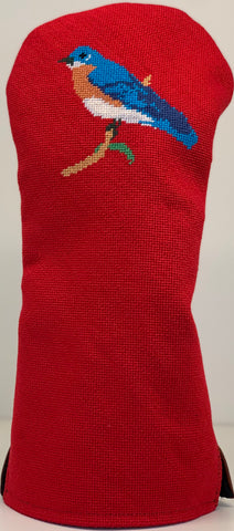 Needlepoint Custom Wood Headcover