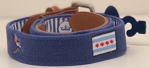 Peter Millar & J.T. Spencer Custom Belts