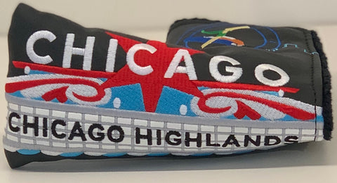 Bettinardi Custom Chicago Headcover