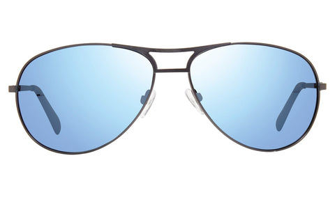 Revo Matte Gunmetal Frame with Blue Water Lens