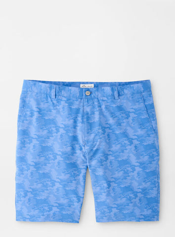 Shackleford Camo Performance Hybrid Short