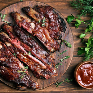 Pork Ribs (Cooked)