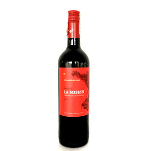 Cabernet Sauvignon, William Fevre La Mision, Central Valley, Chile 2017