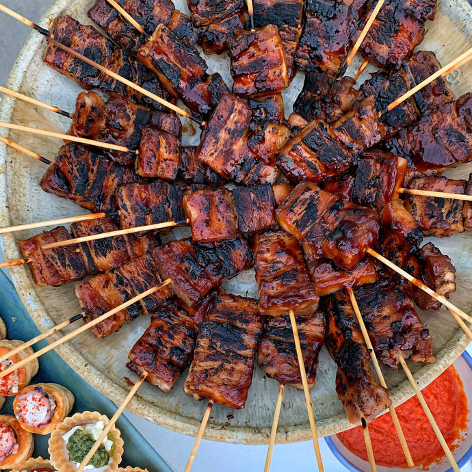 Pork Belly Skewers 6pcs
