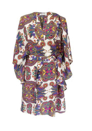 KAFTAN AURORE kaftandreams Geisha Knee-length