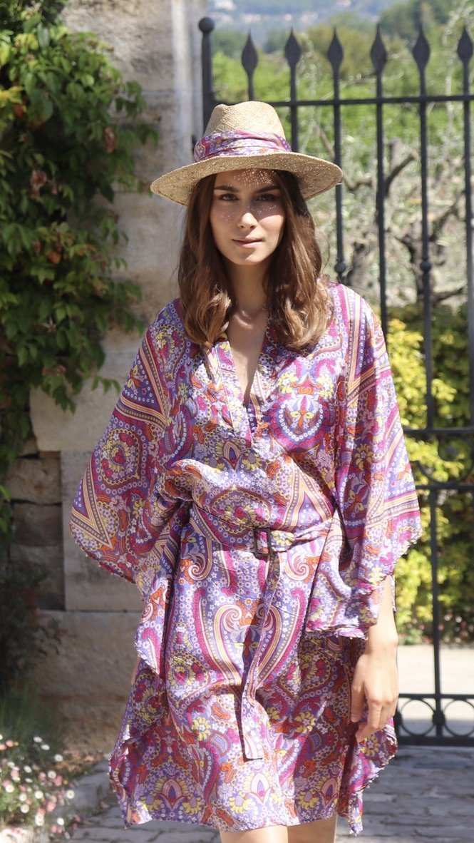 KAFTAN AURORE - Kaftan Dreams by Anissa