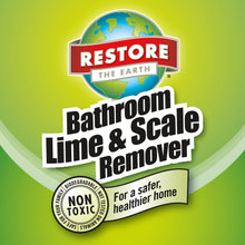 Load image into Gallery viewer, Bathroom Lime & Scale Remover (22 fl. oz.)