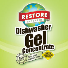 Load image into Gallery viewer, Dishwasher Gel Concentrate (32 fl. oz.)