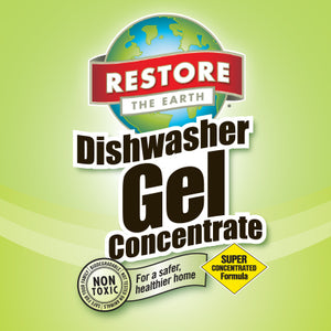 Dishwasher Gel Concentrate (32 fl. oz.)