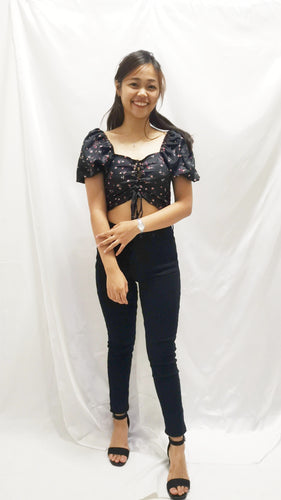Harlyn Floral Top - BellissimoLabel