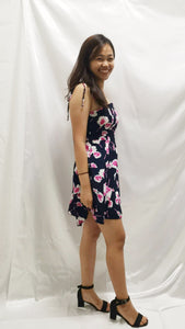 Paislee Floral Dress in Pink - BellissimoLabel