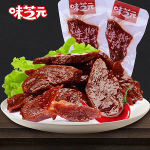 [China Special] WZY Spicy Duck Meat