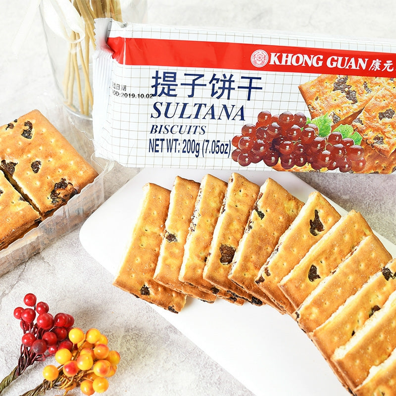[Singapore Recommend]Khong Guan biscuits