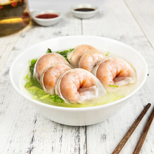 [Hongkong No.1] Four Seas Fish Skin Dumpling 200g