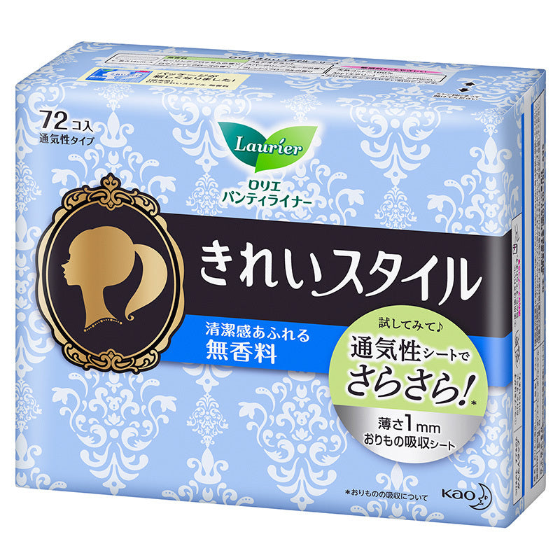 [Japan No.1] KAO Laurier Sanitary Pads 72pcs