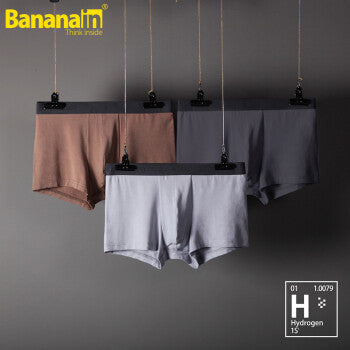 [China Heat] Bananain banana 301P men's modal underwear 3 pieces