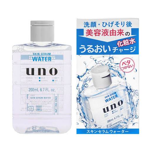 SHISEIDO UNO Men's Skin Serum Water 200ml