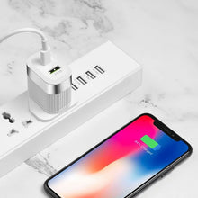 Load image into Gallery viewer, Apple Lightning to USB-C + Hoco PD + QC 3.0 快速充電套裝 **選購iPhone 11 加購**